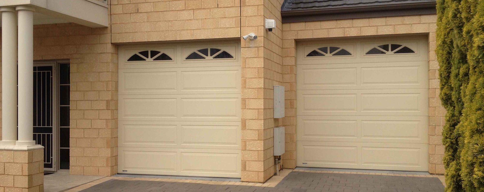 Homepage Into Garage Doors