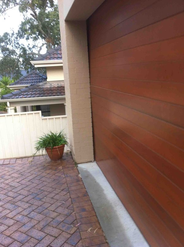 into garage doors South Australia panel electric motor 247 emergency call timber